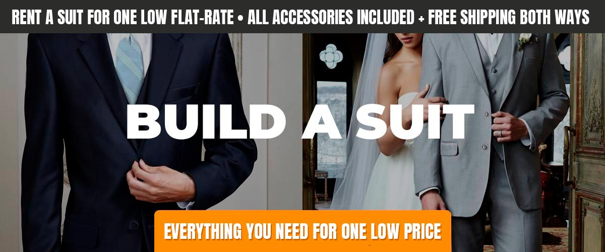 Build a Suit Rental