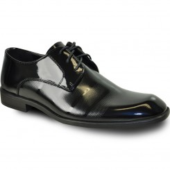 Rockefeller Oxford Dress Shoe in Black