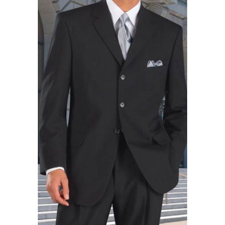 'Suit Jacket 3B' Business Suit 3-Button Jacket from Private Label