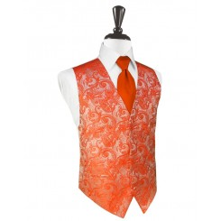 Persimmon Tapestry Vest