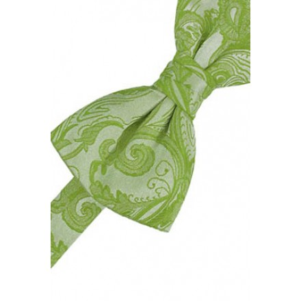 Clover Tapestry Bowtie