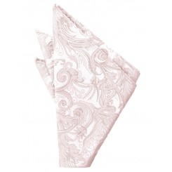 Blush Tapestry Pocket Square