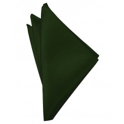 Holly Solid Satin Pocket Square