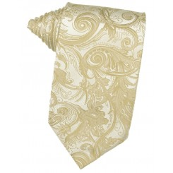 Bamboo Tapestry Suit Tie