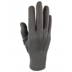 Grey Formal Gloves
