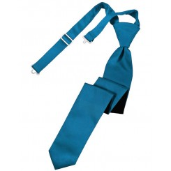 Pacific Solid Satin Skinny Tie
