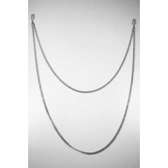 Zoot Chain in Silver
