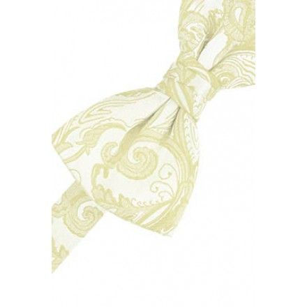 Canary Tapestry Bowtie