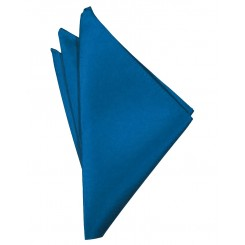 Pacific Solid Satin Pocket Square