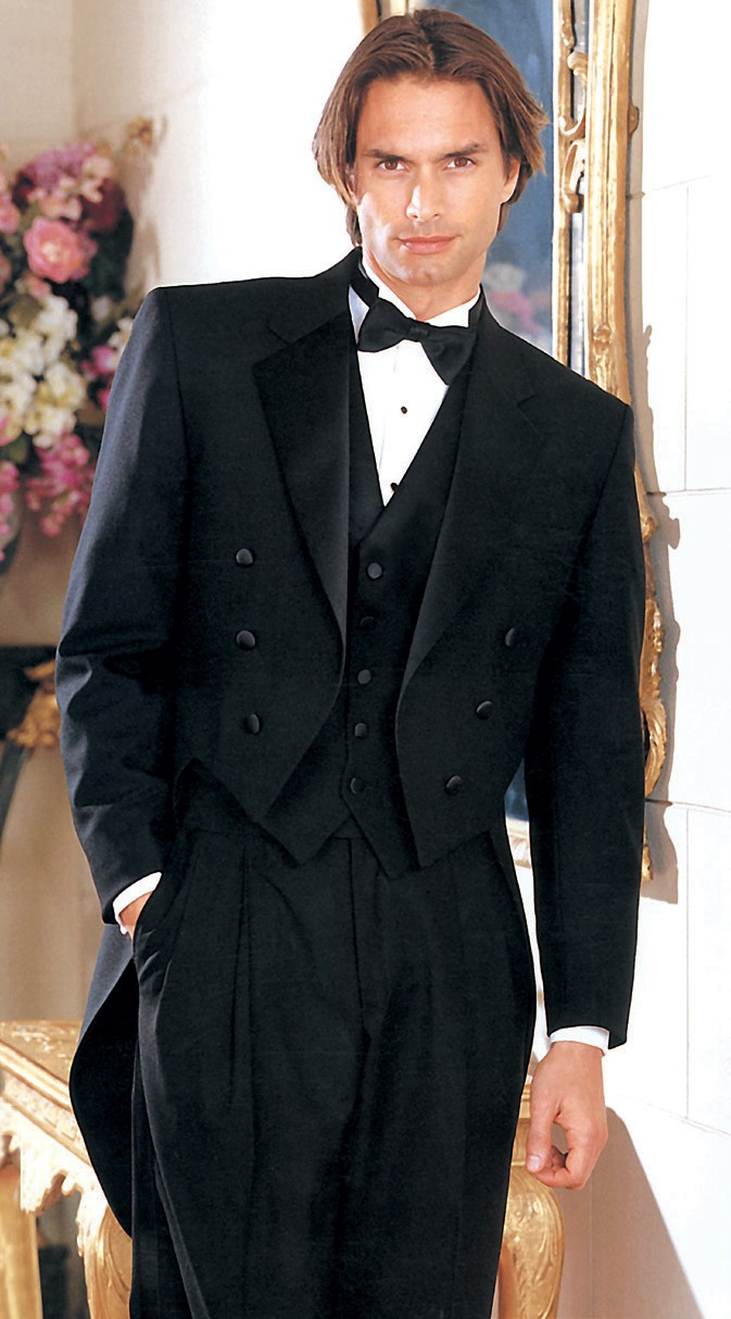 15ff3918cac Notch Tailcoat' Notch Full Dress Tailcoat from our Private Label
