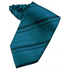 Oasis Striped Satin Suit Tie
