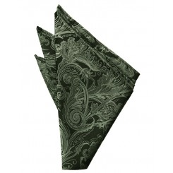 Fern Tapestry Pocket Square