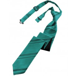 Oasis Striped Satin Skinny Tie