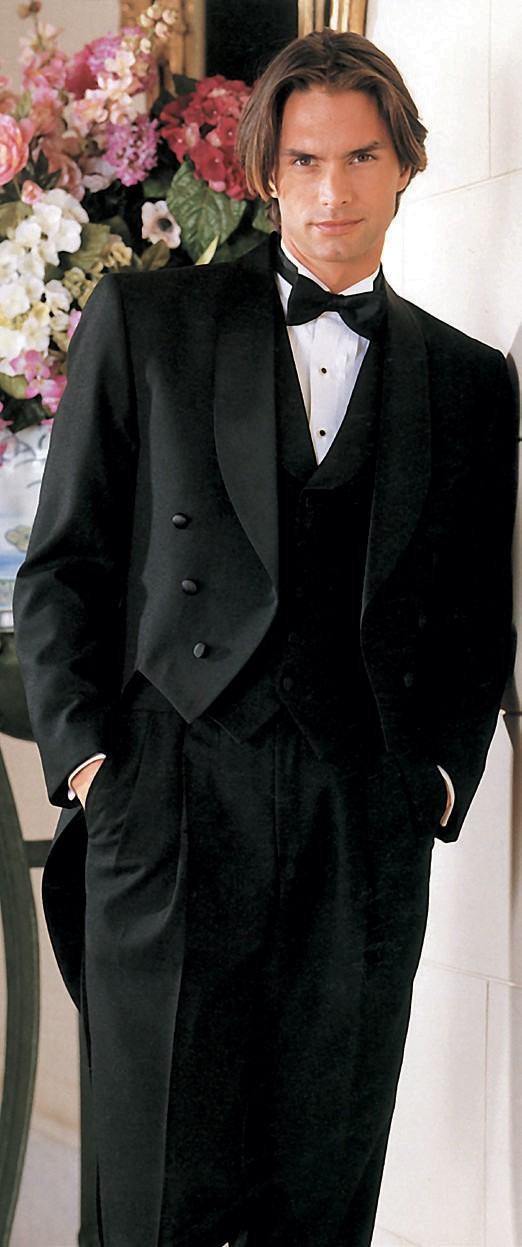 24ea0277d5f Shawl Tailcoat' Shawl Full Dress Tailcoat from our Private Label