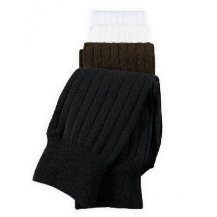 Brown Formal Dress Socks