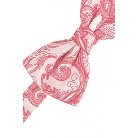 Guava Tapestry Bowtie