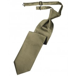 Champagne Palermo Long Tie
