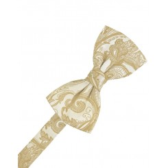 Bamboo Tapestry Bowtie