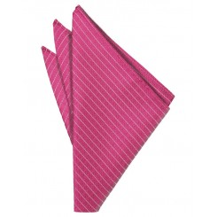 Fuchsia Palermo Pocket Square