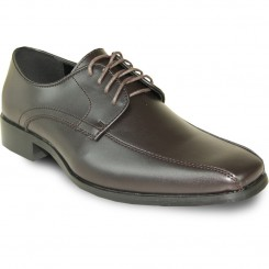 'Weyland' Deep Brown Formal Dress Shoes