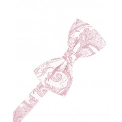 Blush Tapestry Bowtie