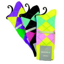 Argyle Sock Collection by David Tetura