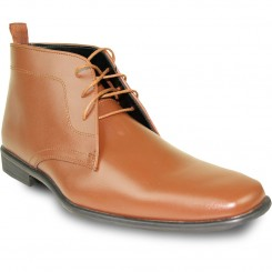 Saddle Brown' Formal Dress Boot