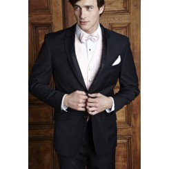 Vogue' 2-Button Notch Tuxedo Jacket by Cardi