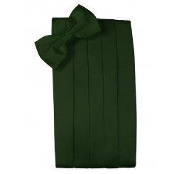 Holly Solid Satin Cummerbund