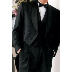 'Shawl Tailcoat' Shawl Full Dress Tailcoat from our Private Label