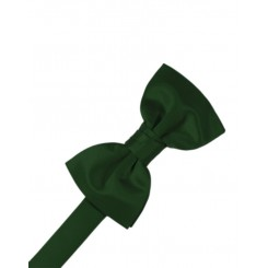 Hunter Solid Satin Bowtie