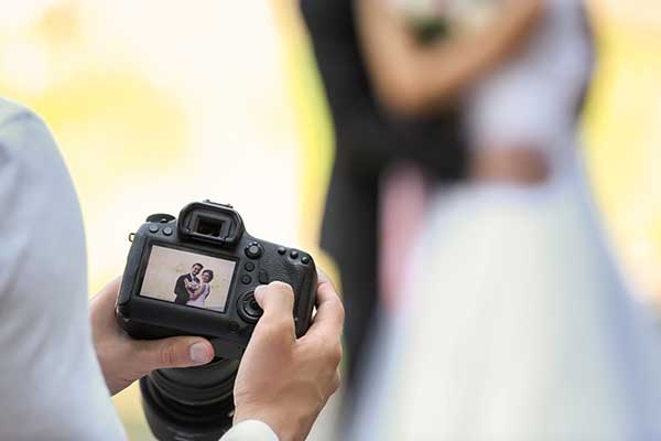 Social Distance with a Wedding Photographer