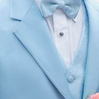 Shop Blue-Colored Rental Tuxedo Jackets