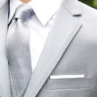 Shop Grey-Colored Rental Tuxedo Jackets