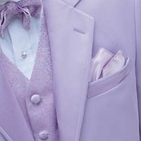 Shop Lavender-Colored Rental Tuxedo Jackets