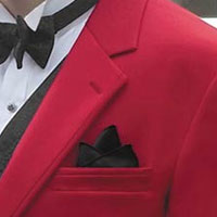 Shop Red-Colored Rental Tuxedo Jackets