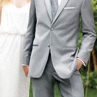 Modern-Style Fitting Tuxedos