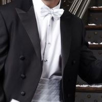 Rental Tuxes for White Tie Occasions