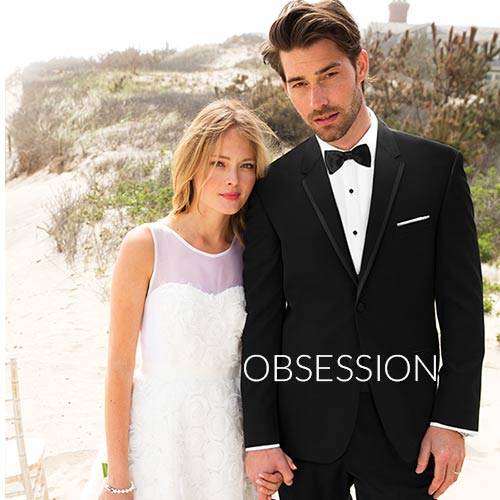 Michael Kors Obsession Complete Tuxedo