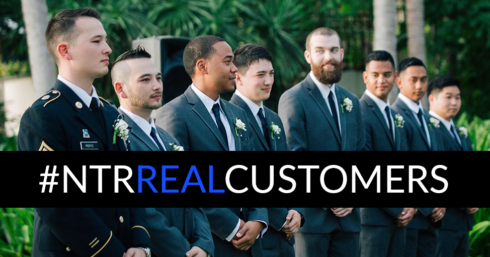 Real Customers of National Tuxedo Rentals
