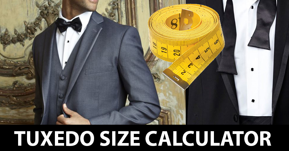 Here's Our New Tuxedo Size Calculator